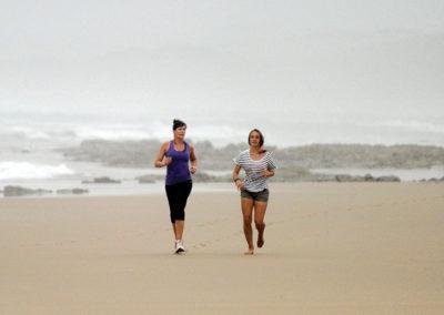 Beach---running