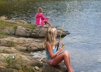 Kids-Fishing